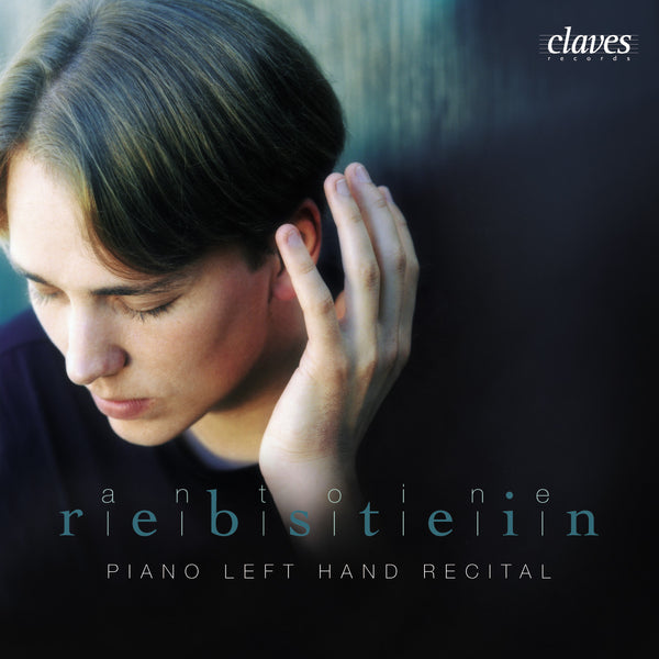 (2005) Left Hand Piano Recital / CD 2502 - Claves Records