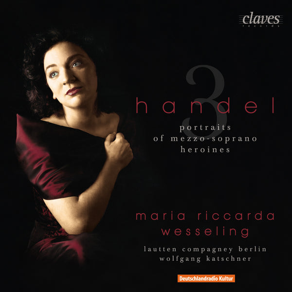 (2005) Handel: Heroines Arias - CD 2504 - Claves Records