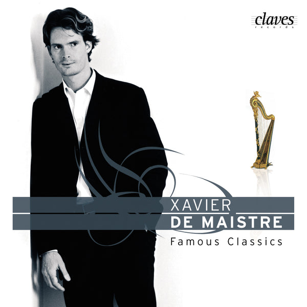 (2005) Famous Classics Transcribed for Harp Solo / CD 2506 - Claves Records