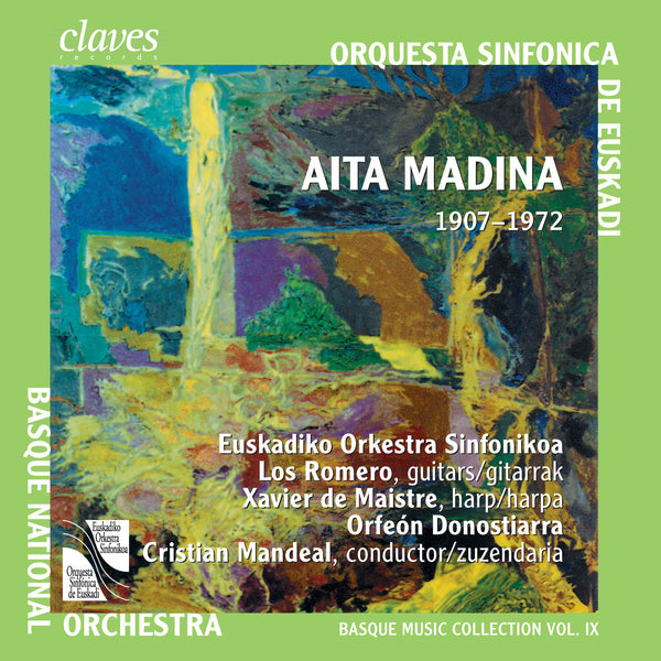 (2005) Aita Madina 1907-1972 - CD 2517-18 - Claves Records