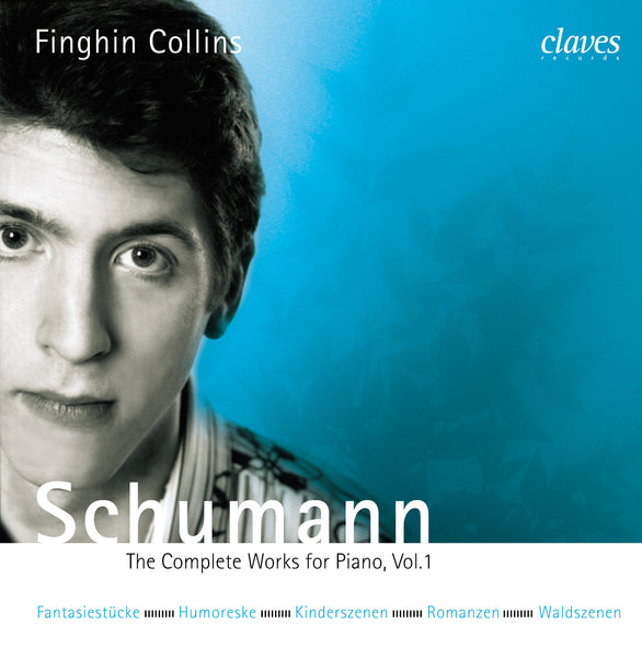 (2006) Schumann: The Complete Works for Piano, Vol. 1 / CD 2601/02 - Claves Records