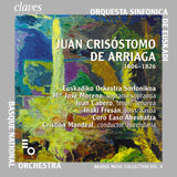 (2006) Basque Music Collection, Vol. X: Juan Crisóstomo De Arriaga