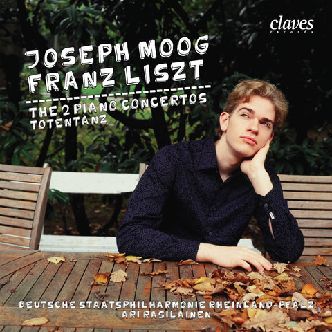 (2007) Franz Liszt: The Two Piano Concertos - Totentanz