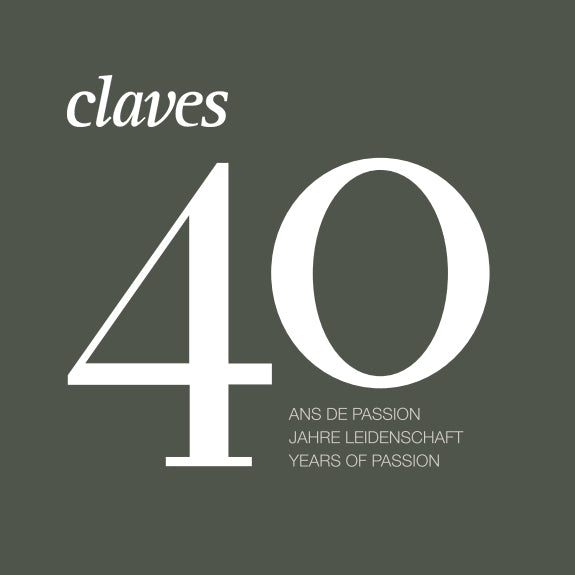 (2008) Claves Records, Switzerland: 40 Years of Passion, The Five Most Wanted Recordings / CD 2820-24 - Claves Records