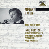 (1987) Mozart & J. Haydn: Concertos for Oboe - Albinoni: Concertos for two Oboes