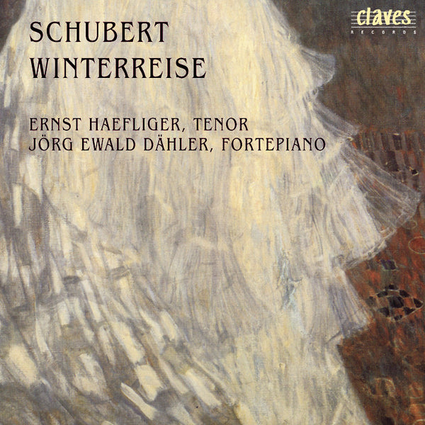 (1998) Schubert: Winterreise D. 911 - CD 8008 - Claves Records