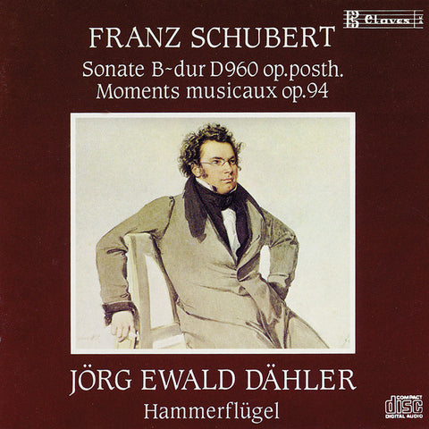 (1987) Schubert: Sonata D 960, Moments Musicaux Op 94