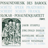 (1984) German Baroque Music For Trombones