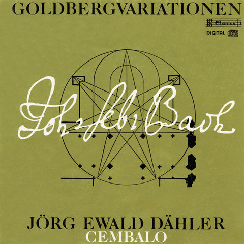 (1986) Bach: Goldberg Variations BWV 988