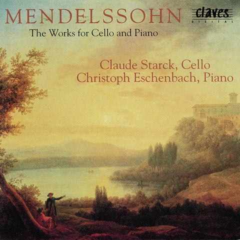 (1987) Mendelssohn: The Works for Cello & Piano
