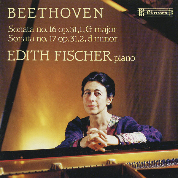 (1987) Beethoven: Piano Sonatas No. 16 in G Major, Op. 31 No. 1 & No. 17 in D Minor, Op. 31 No. 2