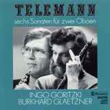 (1988) Telemann/ Six Sonatas For Two Oboes