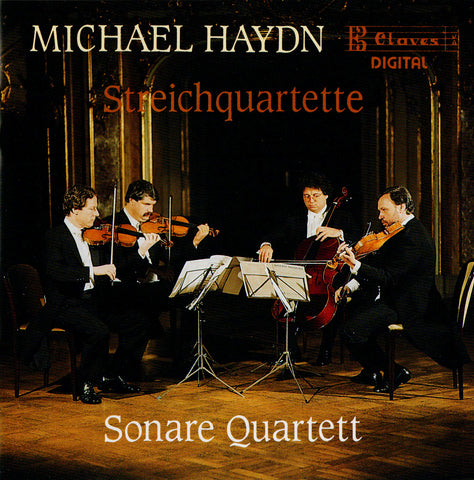 (1988) Michael Haydn/ String Quartets