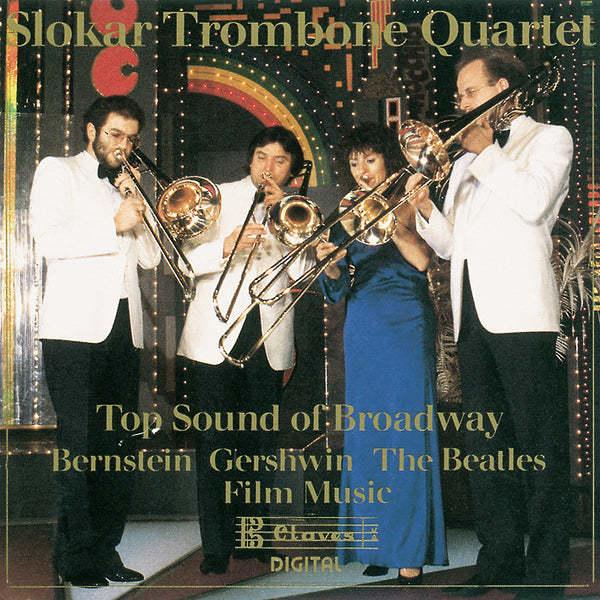 (1989) Top Sound Of Broadway - CD 8903 - Claves Records