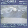 (1990) Late Romantic Cello Sonatas