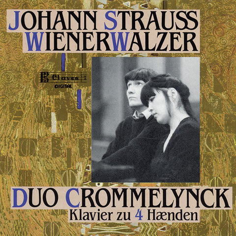 (1989) J. Strauss II: Wienerwalzer for Piano Four Hands
