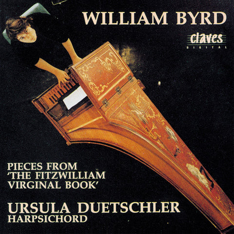 (1990) Byrd: Harpsichord Works