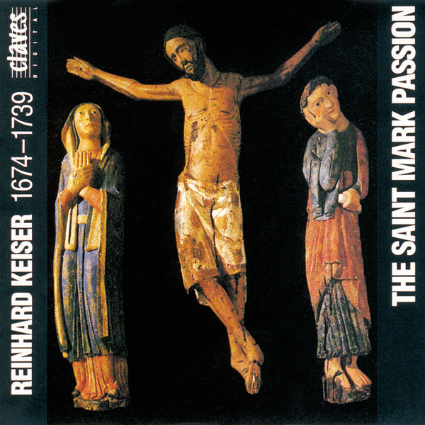 (1993) The St. Mark Passion - CD 9223-24 - Claves Records