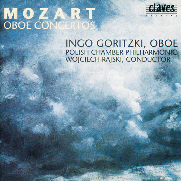 (1994) Mozart/ Oboe Concertos / CD 9302 - Claves Records