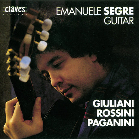 (1993) Romantic Italian Pieces for Guitar