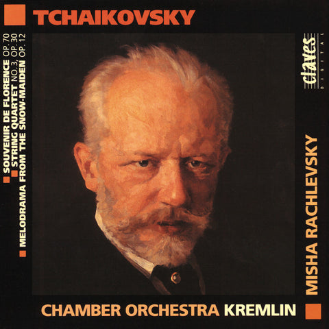 (1993) Tchaikovsky: Works for String Orchestra, Vol. 2