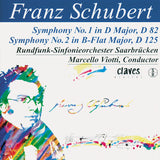 (1994) Schubert: The Complete Symphonic Works, Vol. II