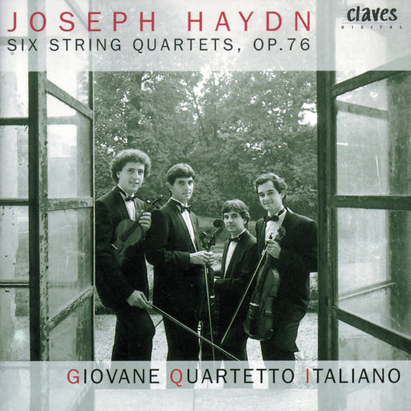 (1995) J. Haydn : Six String Quartets, Op. 76