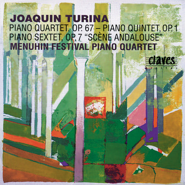 (1994) Joaquín Turina: Chamber Music, Vol. IV - CD 9403 - Claves Records