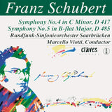 (1996) Schubert: The Complete Symphonic works, Vol. III