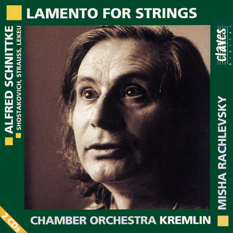(1995) Lamento for Strings