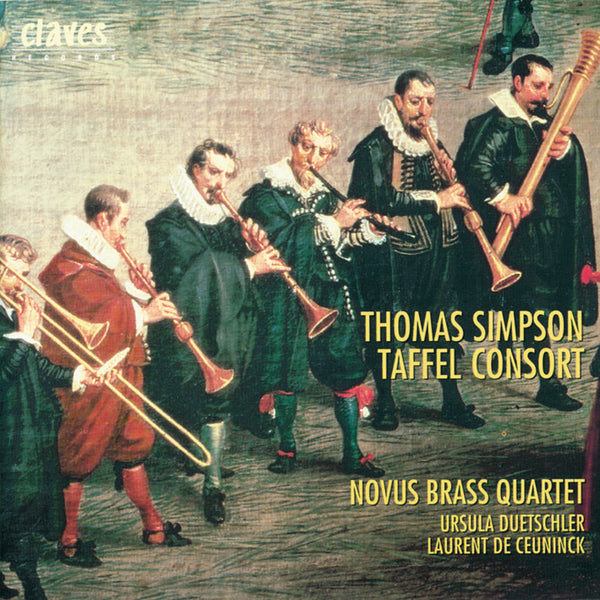 (1995) Taffel Consort - CD 9510 - Claves Records