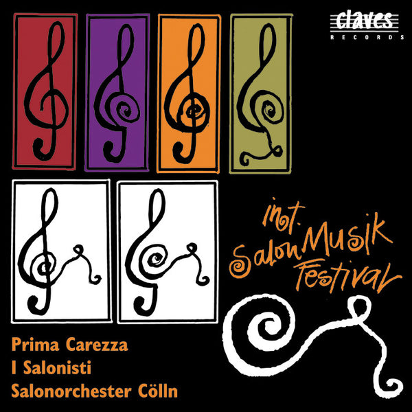 (1995) Internationales Salonmusik Festival Interlaken 1994 - CD 9514 - Claves Records