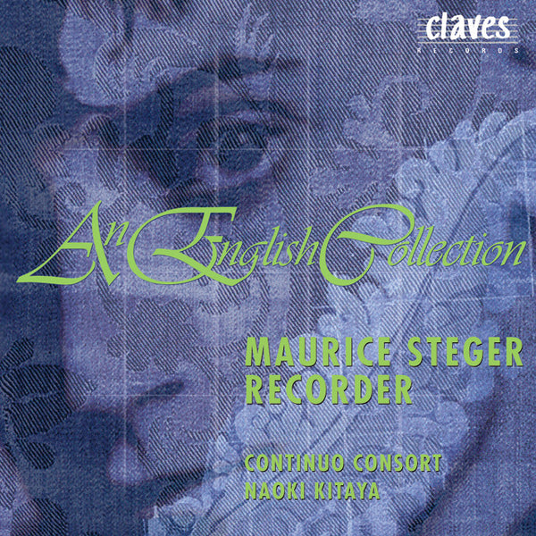 (1996) An English Collection: Baroque Music for Recorder / CD 9614 - Claves Records