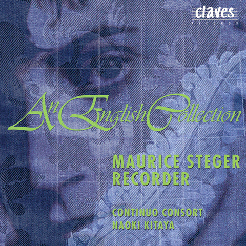 (1996) An English Collection: Baroque Music for Recorder