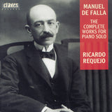 (1996) Falla: The Complete Works for Solo Piano