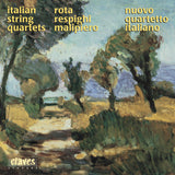 (1997) Three Italian String Quartets