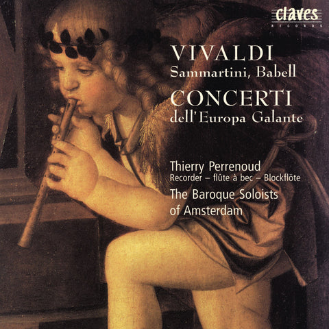 (1997) Baroque Concertos for Recorder and Strings