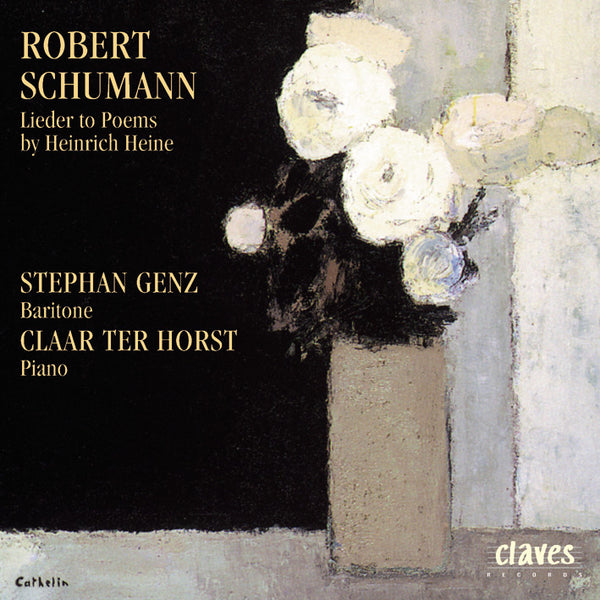 (1997) Robert Schumann: Lieder To Poems By Heinrich Heine - CD 9708 - Claves Records