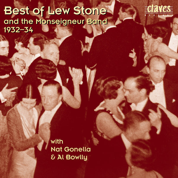 (1998) Best of Lew Stone & the Monseigneur Band, 1932-34 - CD 9812 - Claves Records