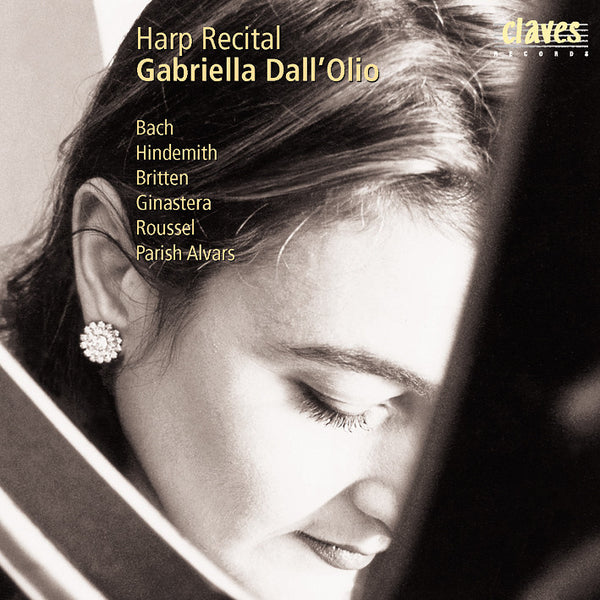 (2000) Harp Recital / CD 9902 - Claves Records
