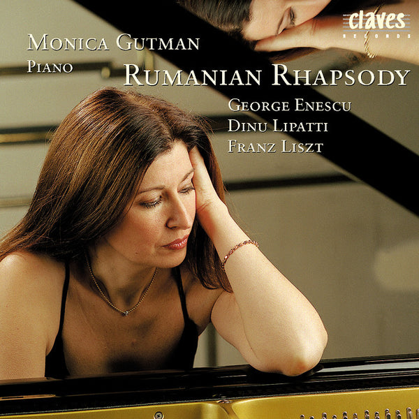 (2000) Romanian Rhapsody - CD 9906 - Claves Records