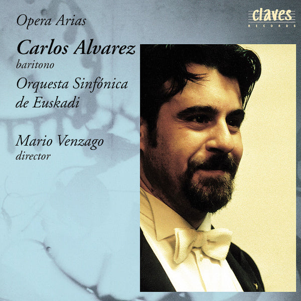 (1999) Romantic Opera Arias - CD 9907 - Claves Records