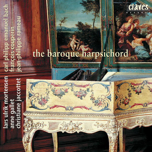 (2000) The Baroque Harpsichord / CD 9908 - Claves Records