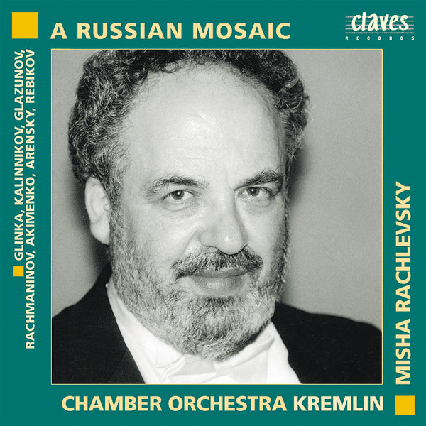 (2001) A Russian Mosaic - CD 9909 - Claves Records