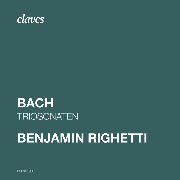 (2019) J. S. Bach: Triosonaten / DO 1930 - Claves Records