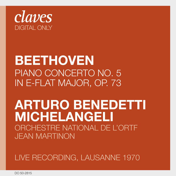 (2008) Beethoven: Piano Concerto No. 5 in E-Flat Major, Op. 73,