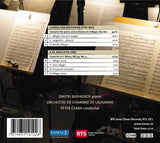 (2010) Beethoven: Piano Concerto in D Major, based on Op. 61 - C.P.E. Bach: Concerto in C Minor, Wq. 43, No. 4