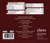 (2006) Haydn: Three String Quartets from Op. 33