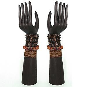 Hand Display for Bracelets (set of 2)