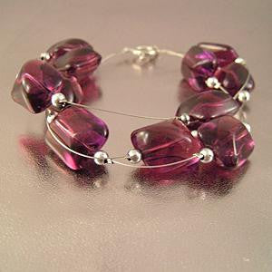 Paloma Glass Bracelet